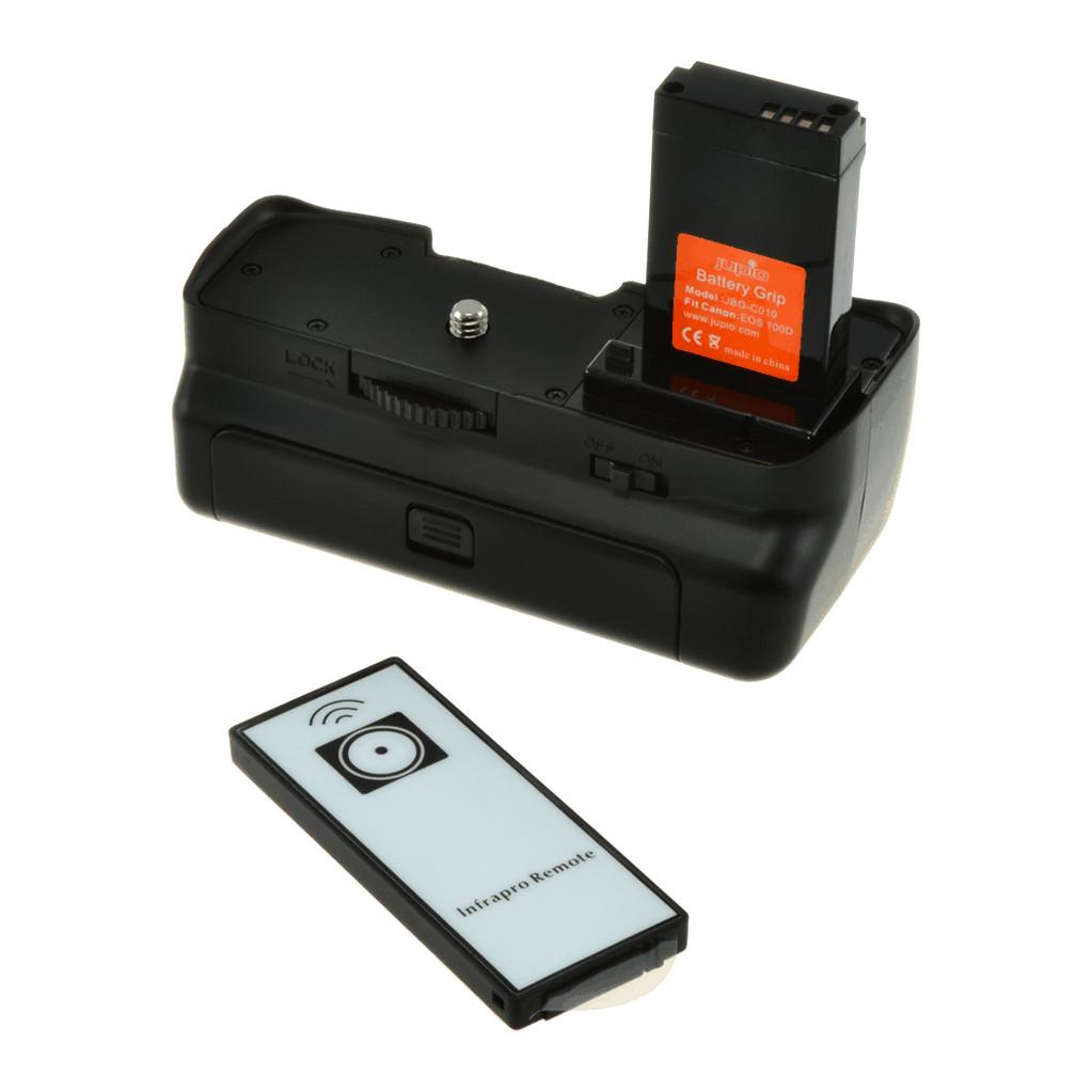 Jupio Battery Grip voor Canon EOS 100D in Ramillies-Offus
