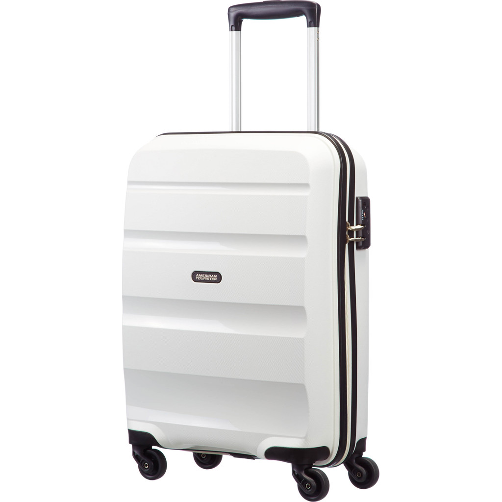 American Tourister Bon Air Spinner 55cm Strict White kopen
