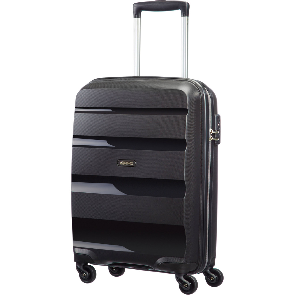 American Tourister Bon Air Spinner 55cm Strict Black in Oude Leede