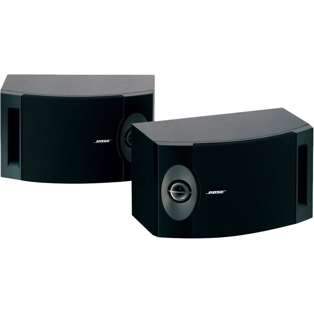 Bose 201-V Zwart (per paar)