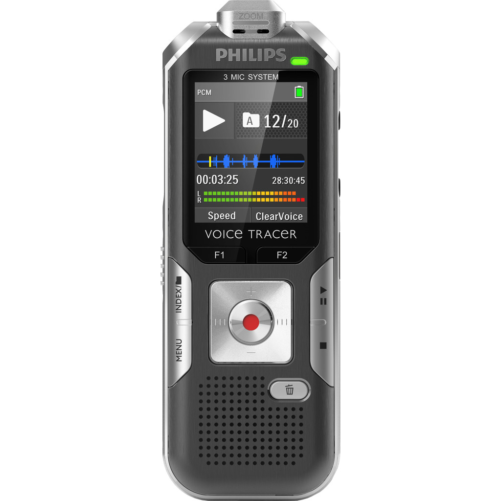 Digital voice recorder Philips DVT6000
