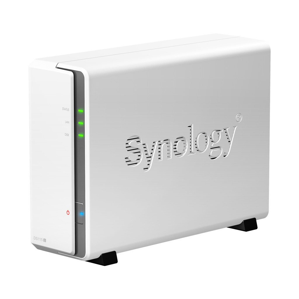 Synology DS115j in Appels
