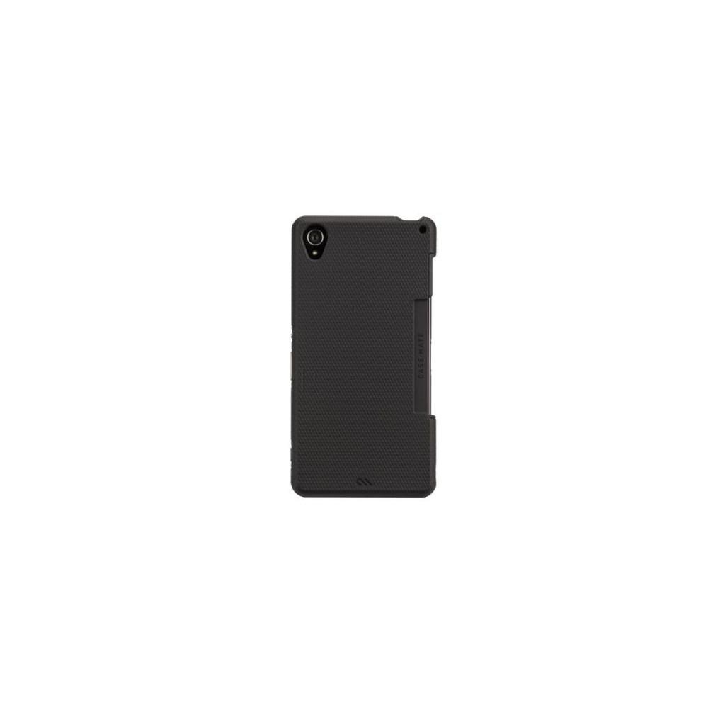 Afbeelding van Case Mate Tough Sony Xperia Z3 Zwart telefoonhoesje