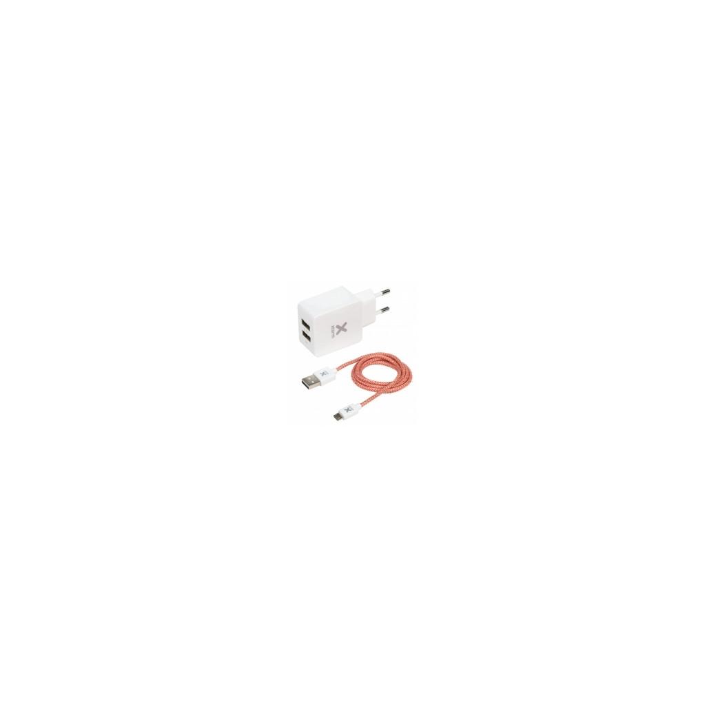 AC Adapter + Micro USB Kabel CX003