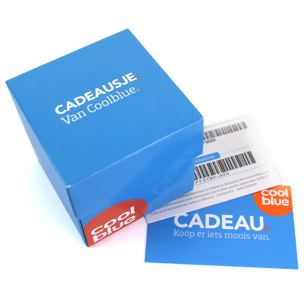Coolblue Cadeausje