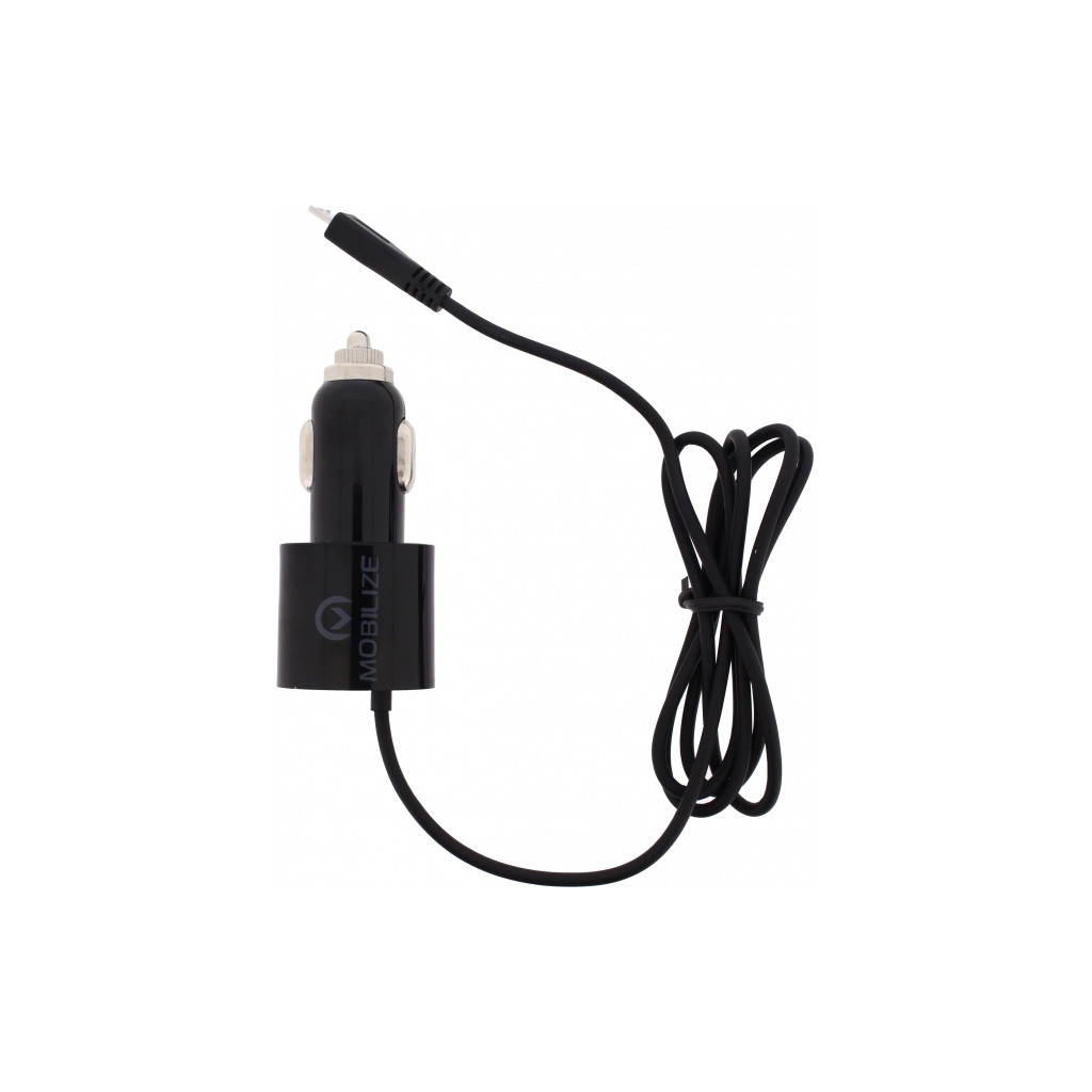 Mobilize Autolader MicroUSB + USB 4,2A in Voorburg