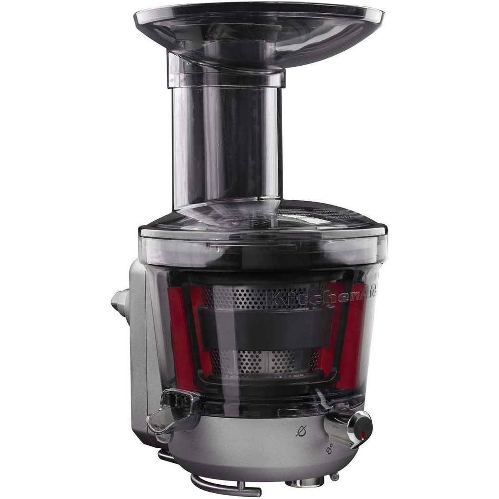 KitchenAid 5KSM1JA Slowjuicer in Groote Bottel