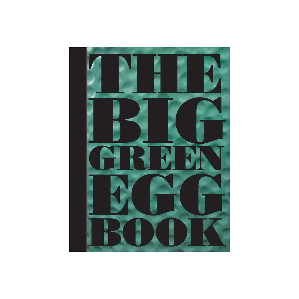 The Big Green Egg Book in Peelstraat
