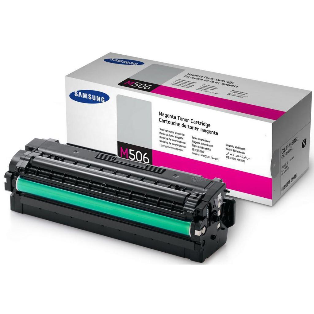 Samsung CLT-M506L Toner Magenta XL kopen