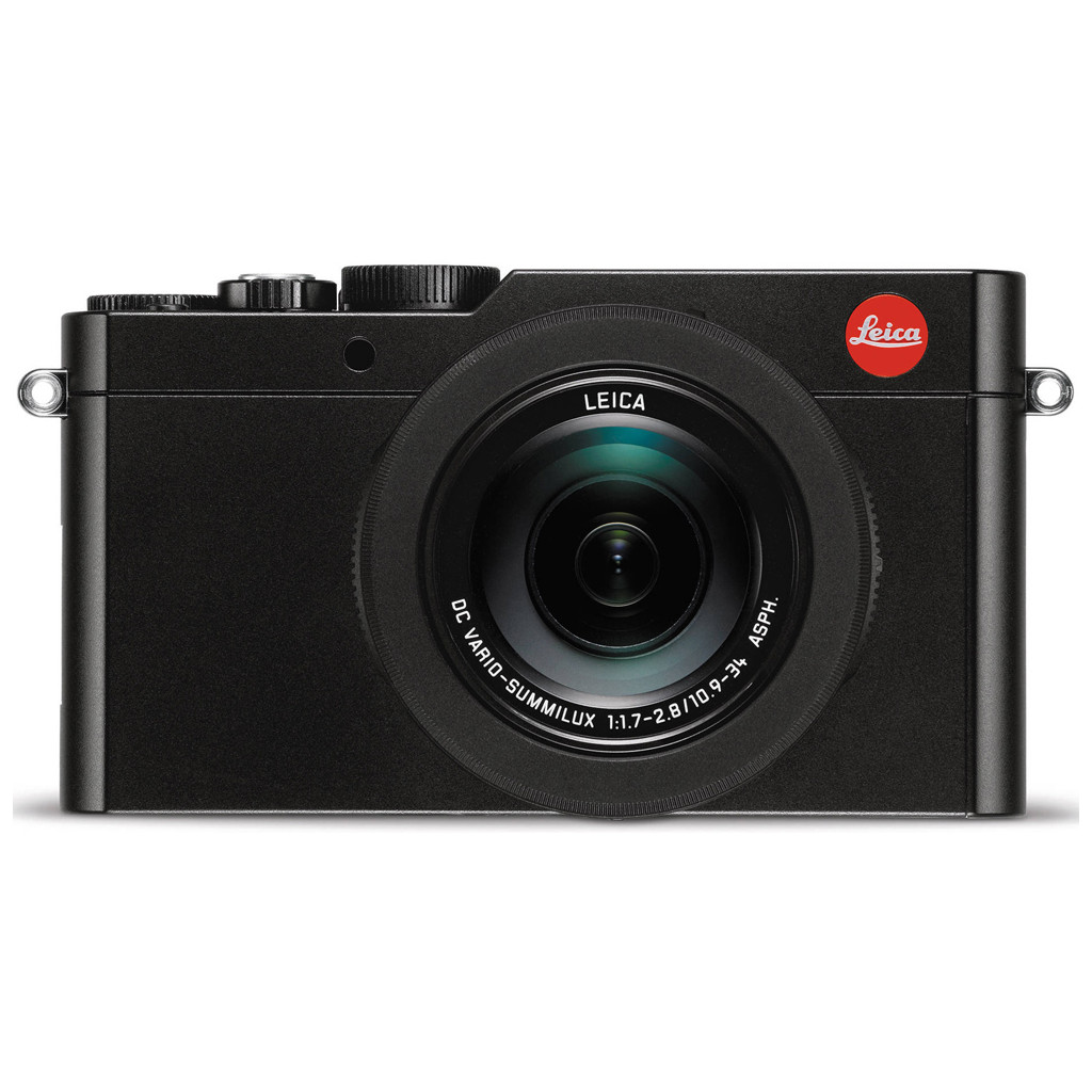 Leica D-LUX (Typ 109)-12,8 megapixel MFT sensor  3,1x optische zoom  Wifi  4K videofunctie  Maximaal diafragma f/1.7