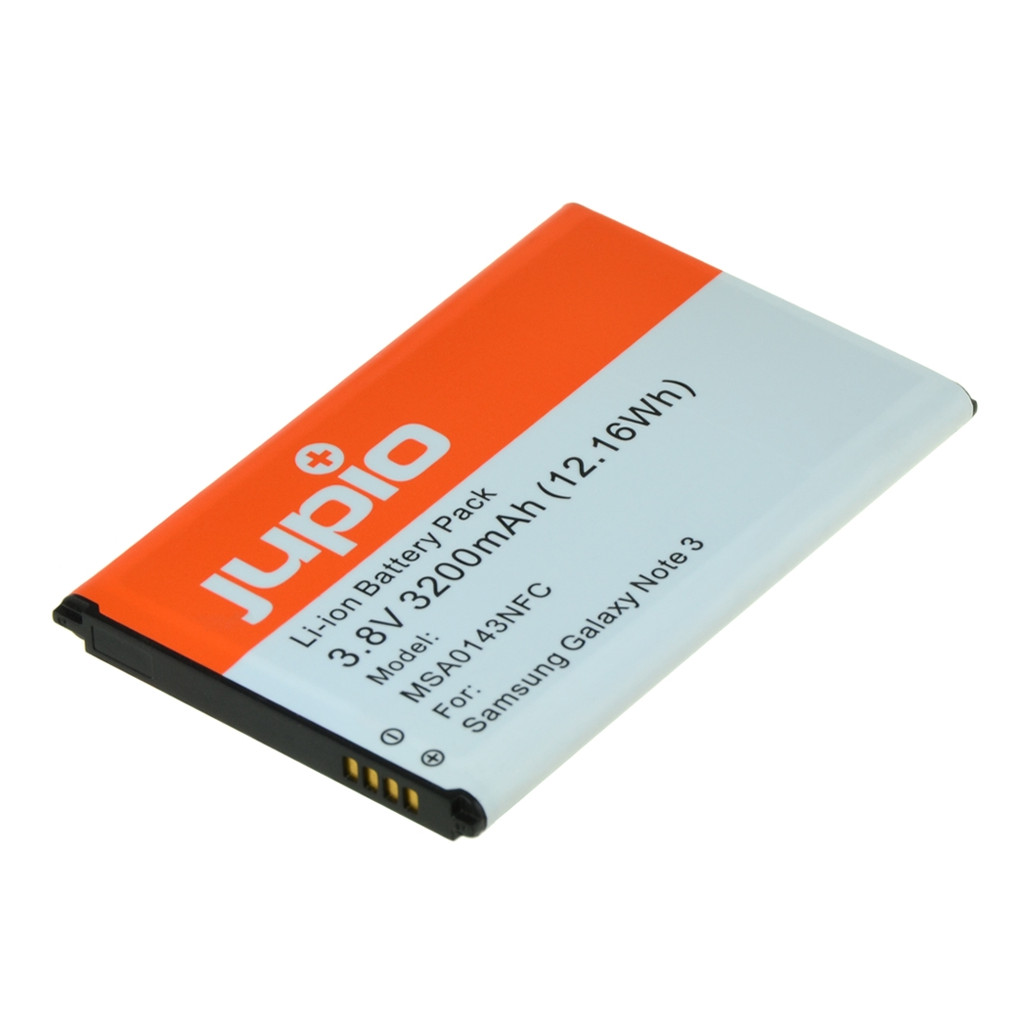 Jupio Samsung Galaxy Note 3 Accu 3200 mAh in Tubize