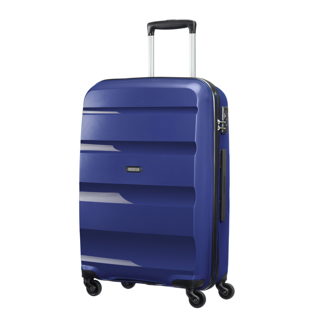 American Tourister Bon Air Spinner 66cm Midnight Navy kopen