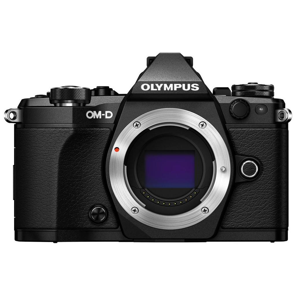 Olympus OM-D E-M5 mark II body zwart kopen
