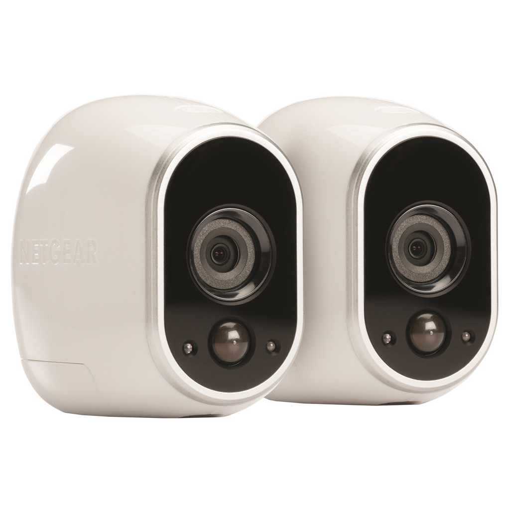 Arlo by Netgear Smart Home HD-camera Duo Pack