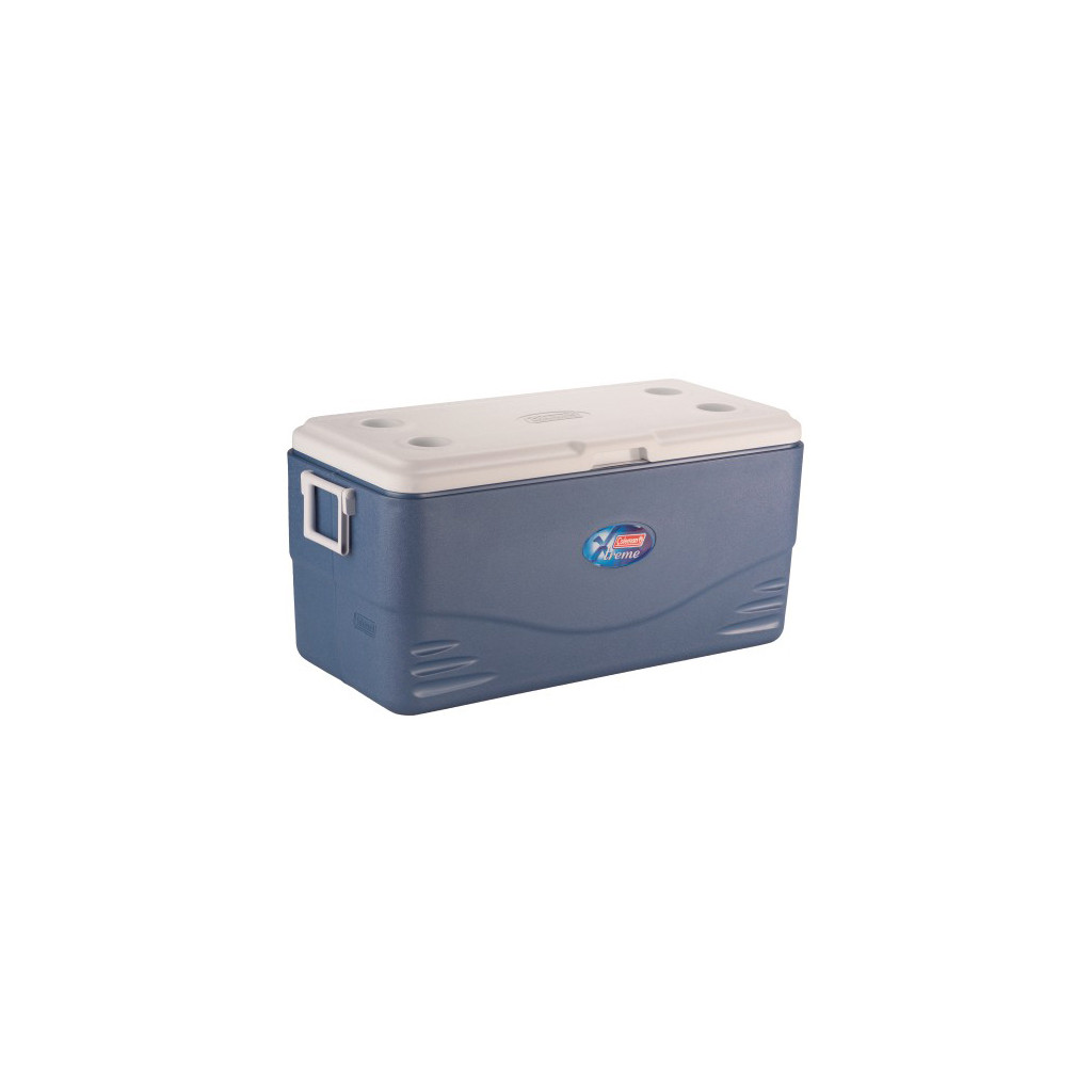 Coleman 100 Qt Xtreme Cooler Blue - Passief in Outgaarden