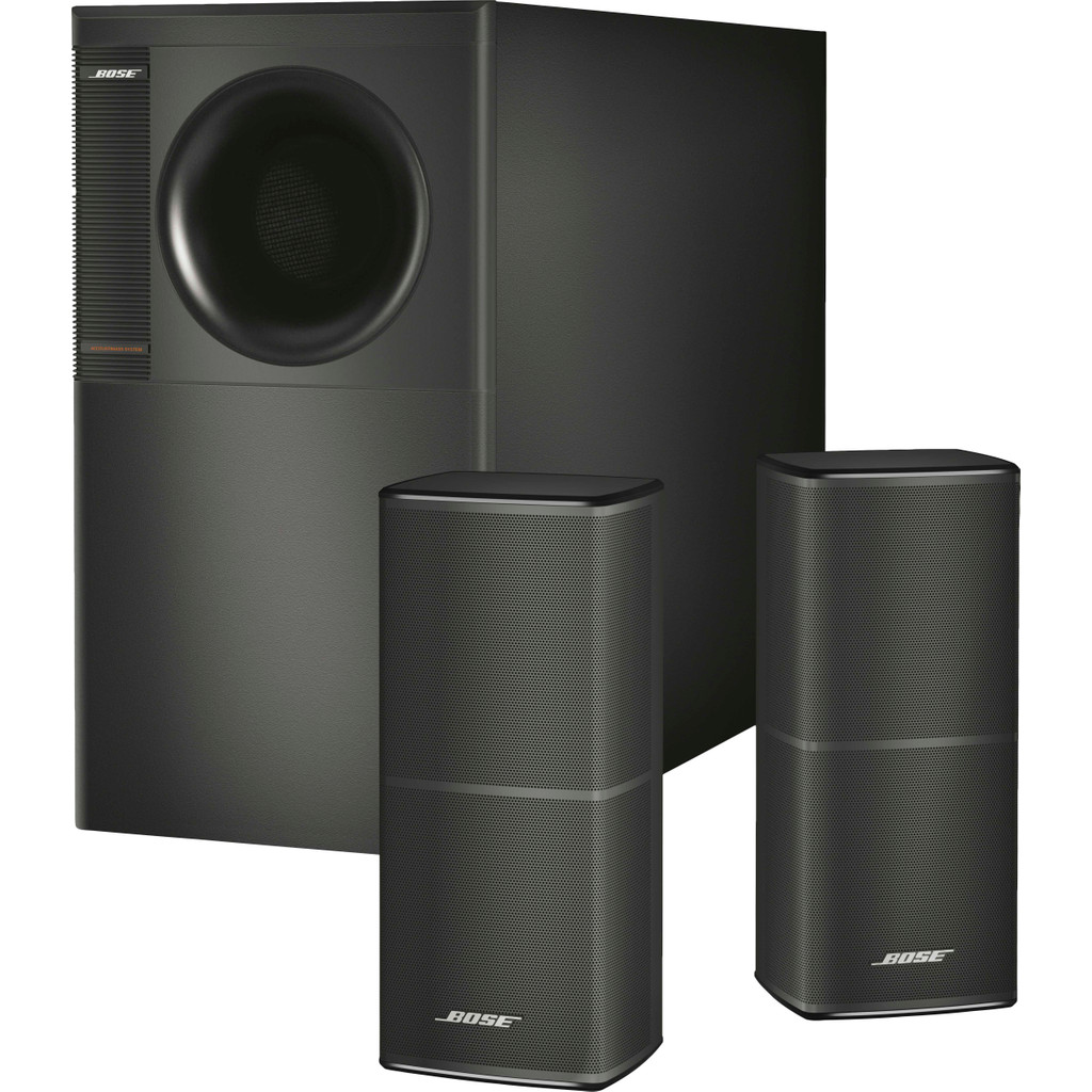 Afbeelding van Bose Acoustimass 5 series V Zwart hifi speaker