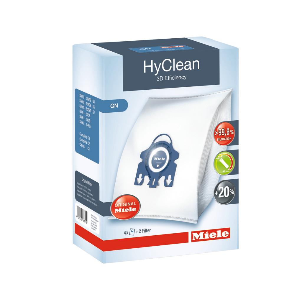 Miele GN HyClean 3D (4 stuks) in Maffle