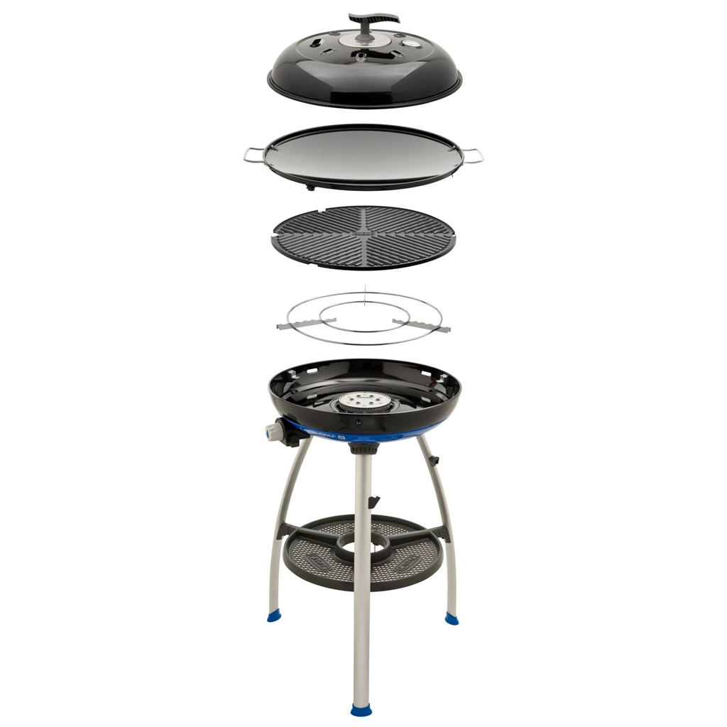 Cadac Carri Chef 2 30mbar Skottel-BBQ Combo 48 cm