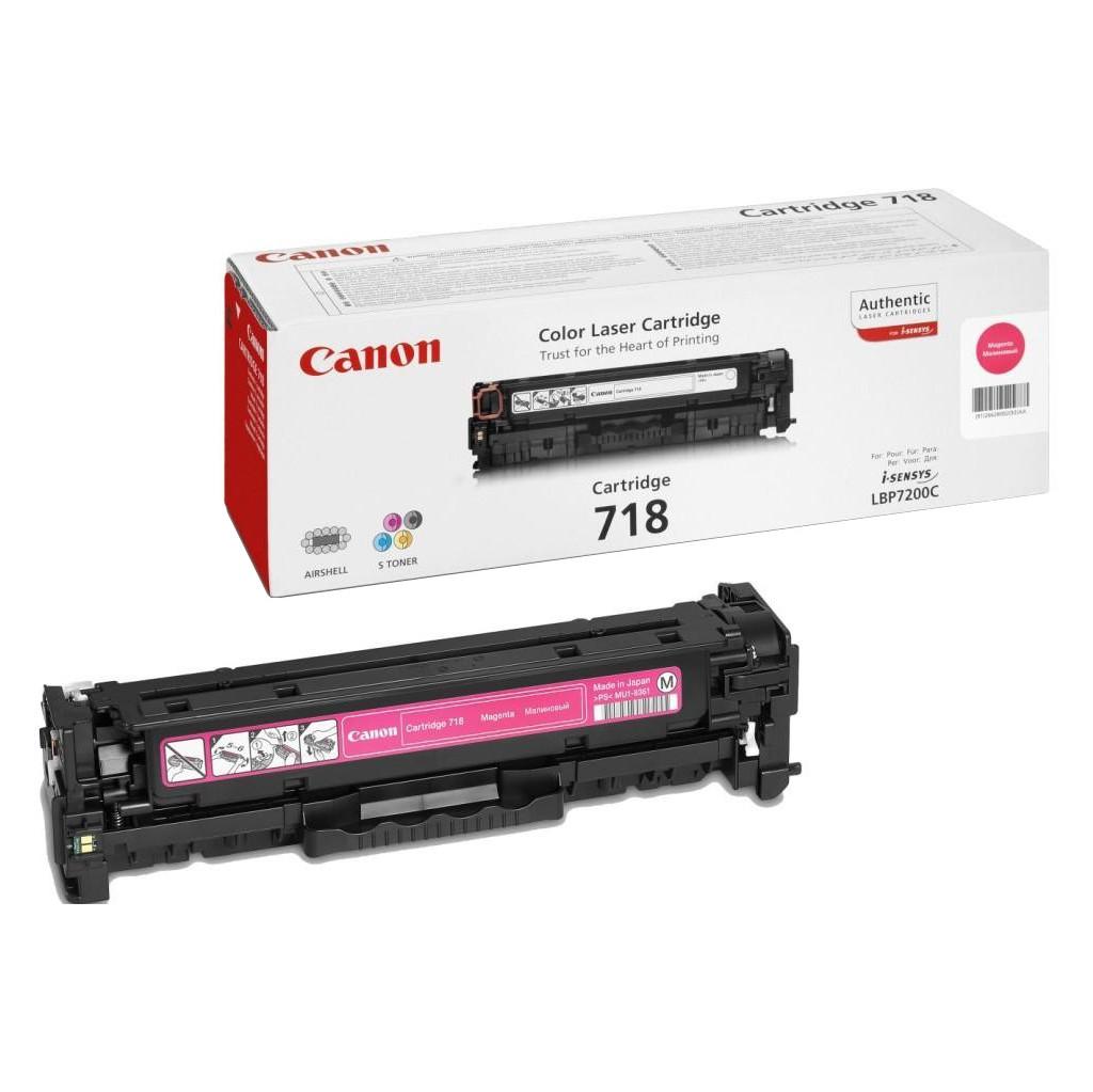 Canon CRG-718 Toner Magenta kopen
