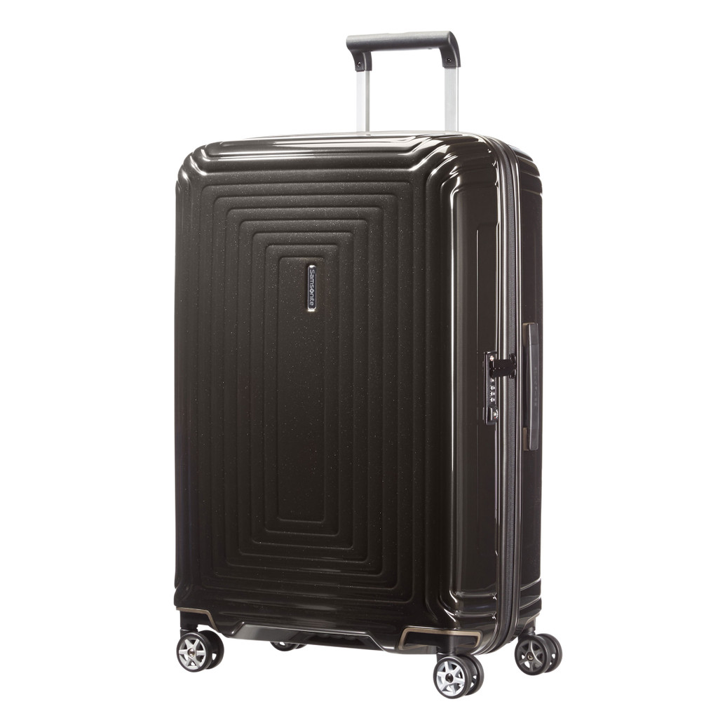Samsonite Neopulse Spinner 69cm Metalic Black kopen