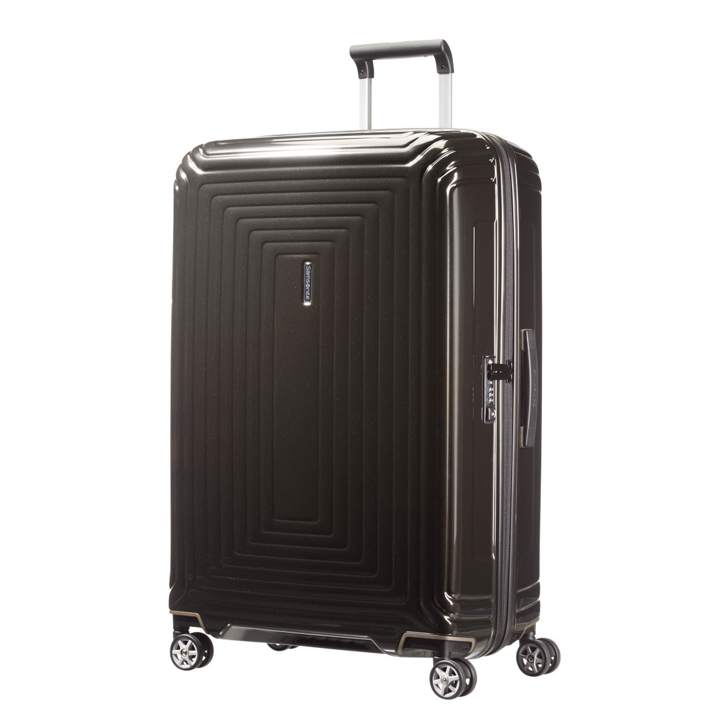 Samsonite Neopulse Spinner 75cm Metallic Black kopen