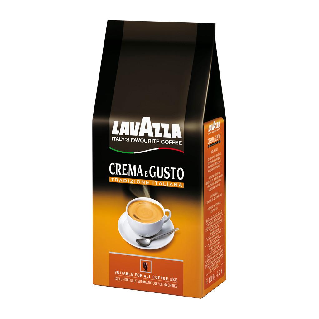 Lavazza Crema e Gusto koffiebonen 1 kg in Oldeouwer / Alde Ouwer