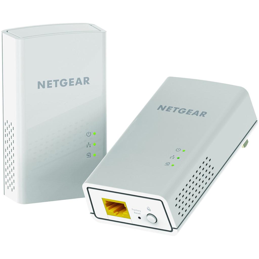Netgear PL1000 Geen WiFi 1000 Mbps 2 adapters in Eexterveen