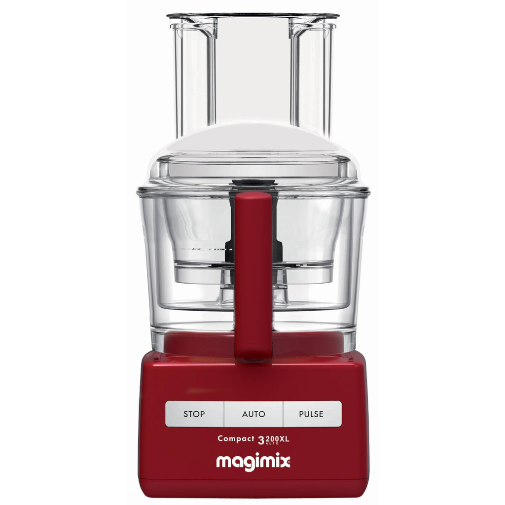 Image of Magimix Compact 3200 XL Rood