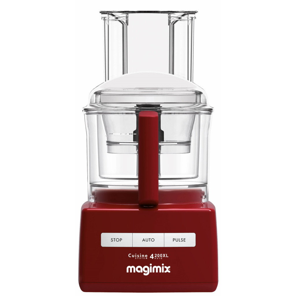 Magimix Cuisine Systeme 4200 XL Rood in Exel