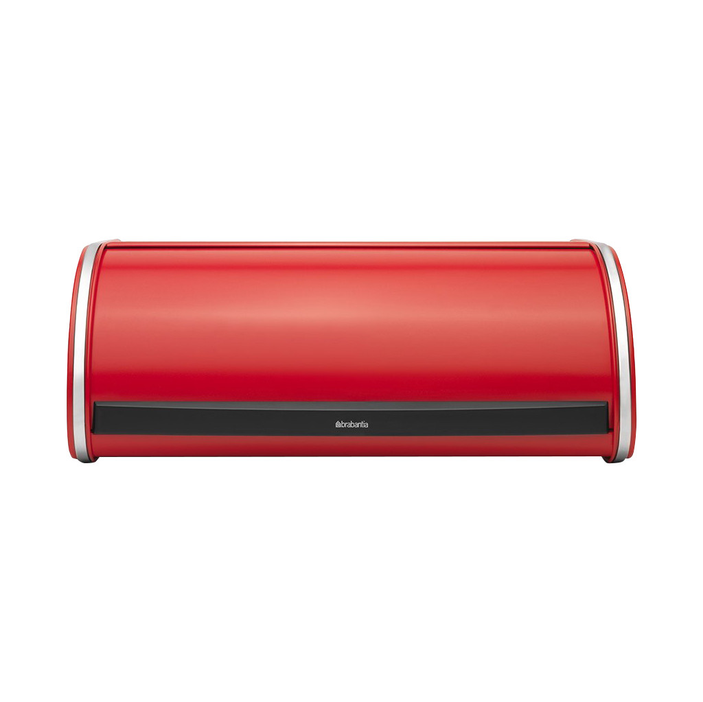 Brabantia Broodtrommel Schuifdeksel Passion Red in Baal