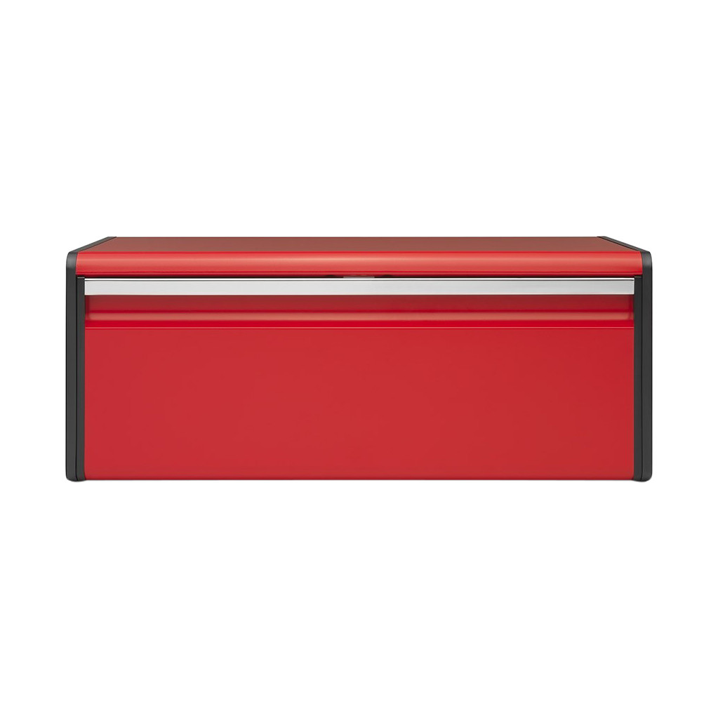 Brabantia Broodtrommel Klepdeksel Passion Red in Castert