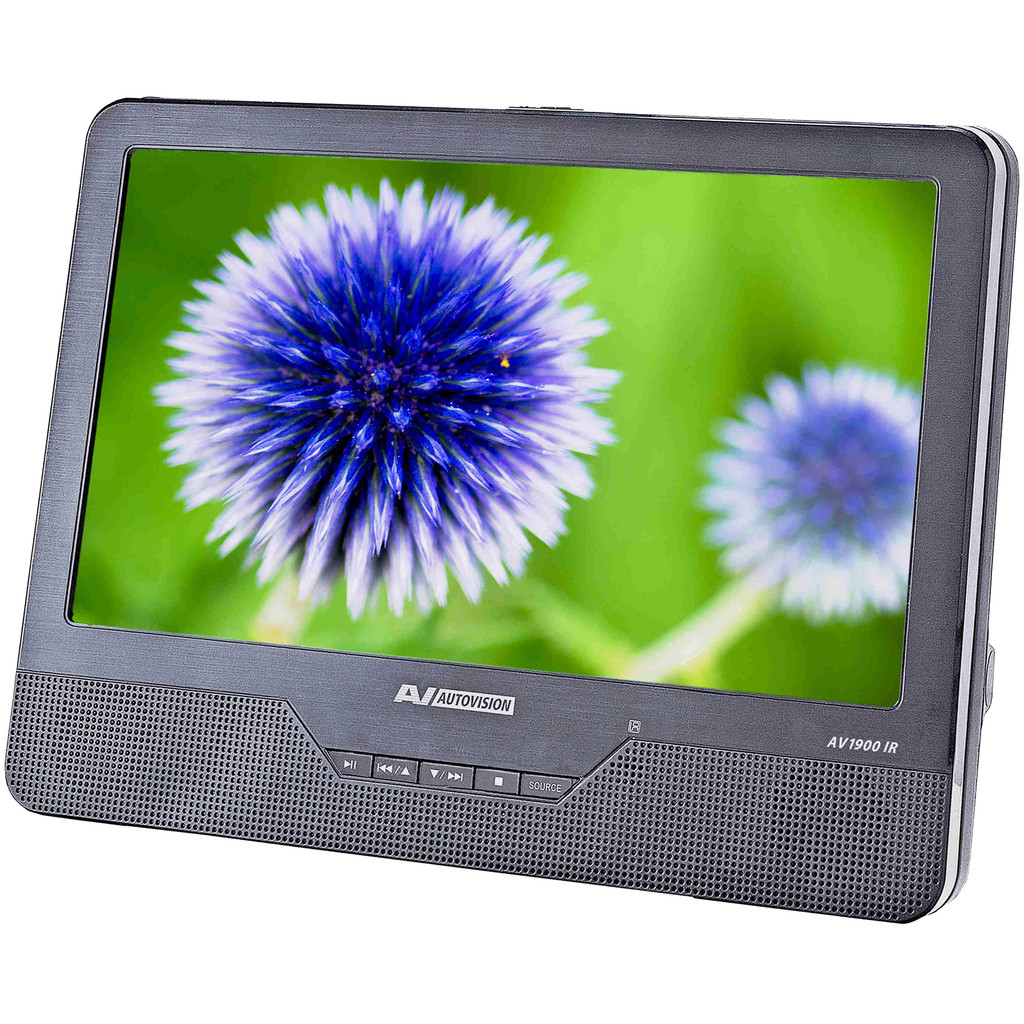 Autovision portable DVD speler