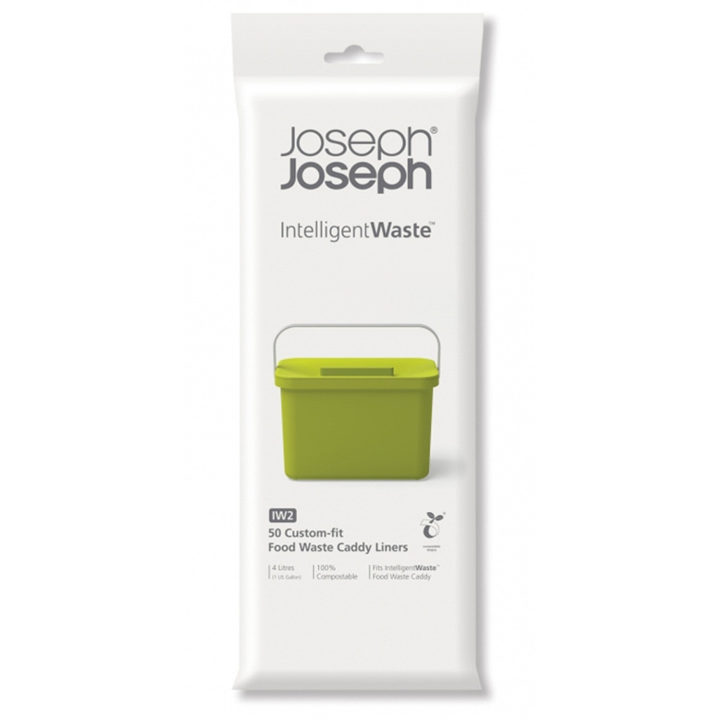 Joseph Joseph Afvalzakken Compost 4 liter (50 stuks) in De Driesprong