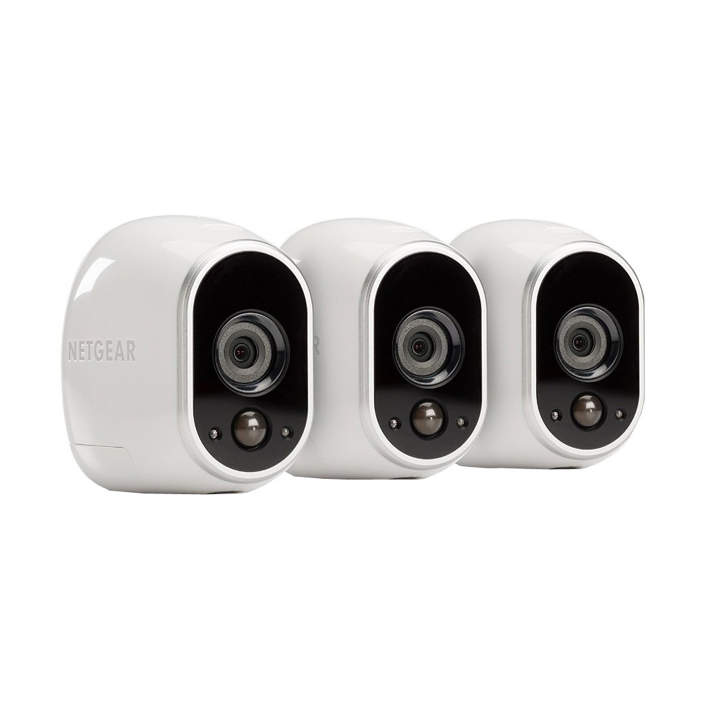 Arlo Security System met 3x HD Cameras