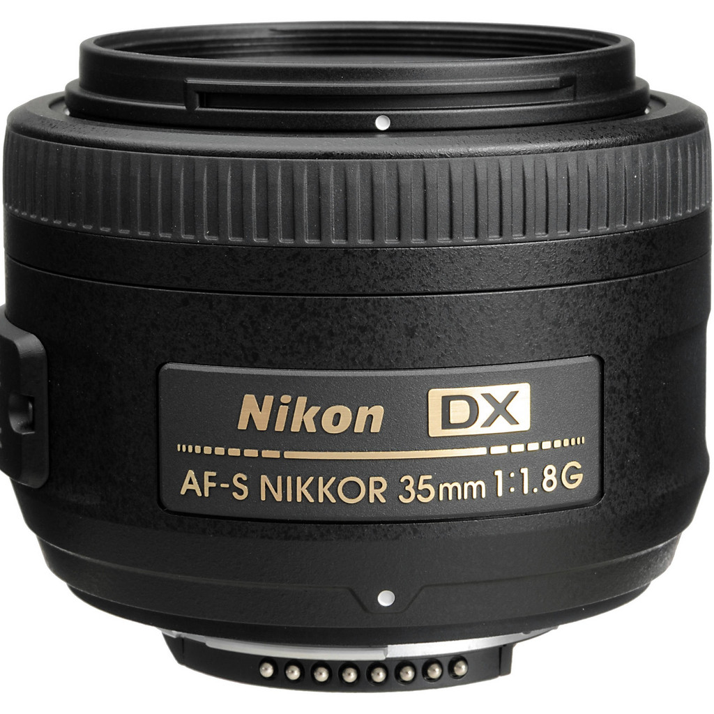 Nikon AF-S 35mm f/1.8G DX in Veldhunten