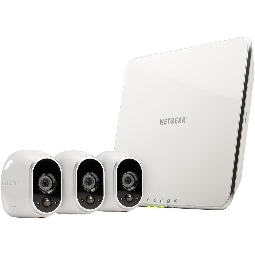 Afbeelding van Arlo by Netgear Smart Home HD camera Triple Pack IP