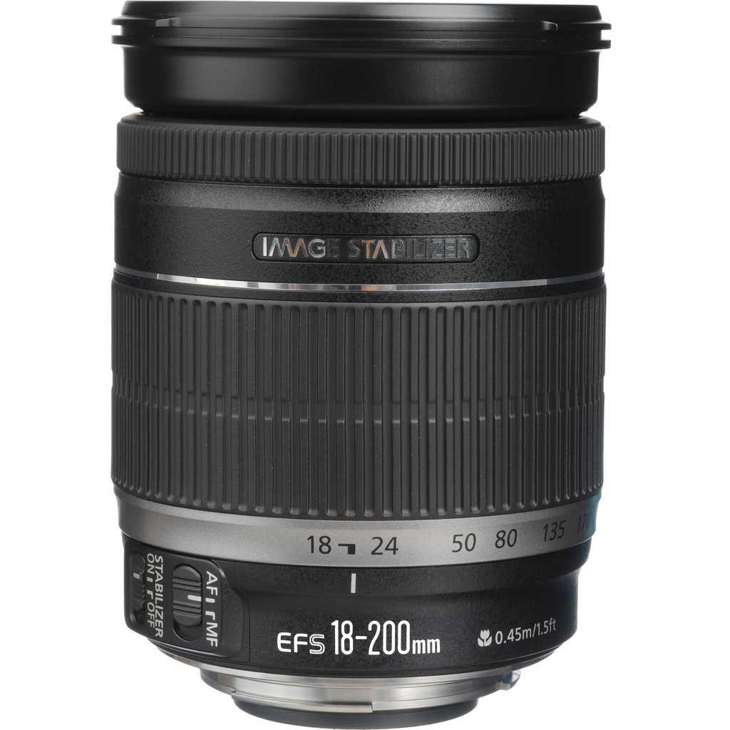 Canon EF-S 18-200 mm 1:3,5-5,6 Set 3