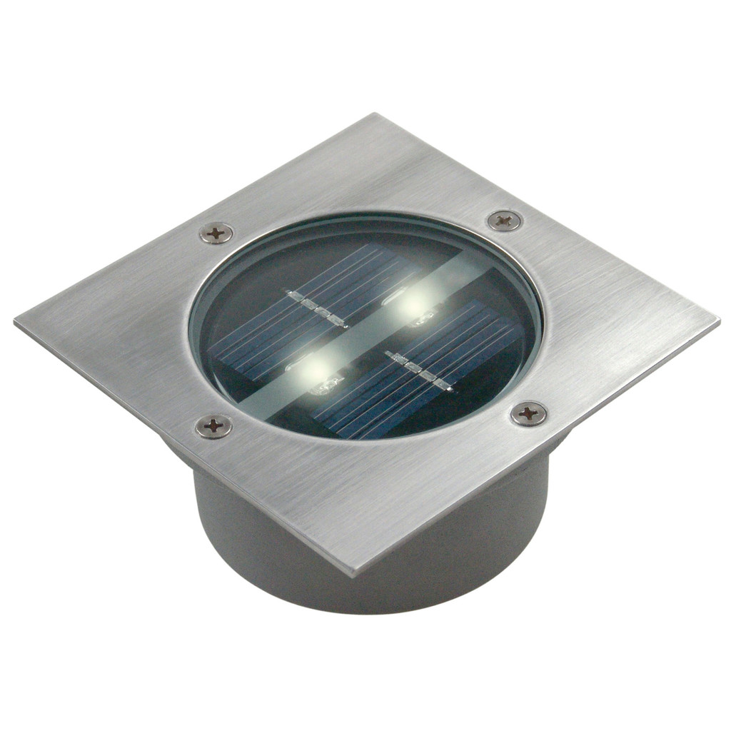 Ranex Carlo Solar Grondspot Vierkant in Lovendaal