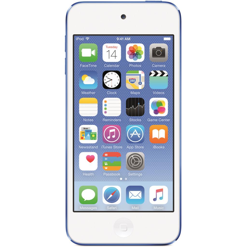 iPod Touch, 32 GB, Blauw