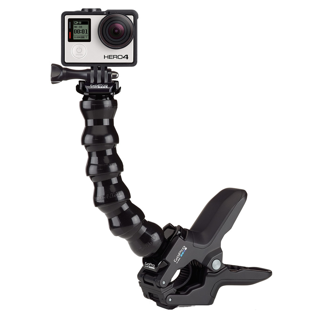 GoPro Jaws: Flex Clamp in Helle