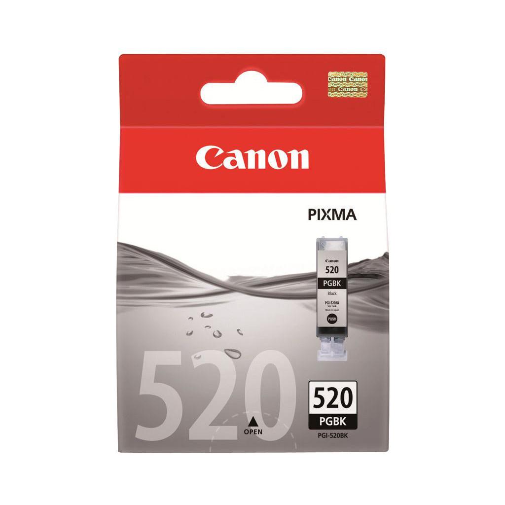 Canon PGI-520BK Photo Black Ink Cartridge (zwart) (2932B001) kopen