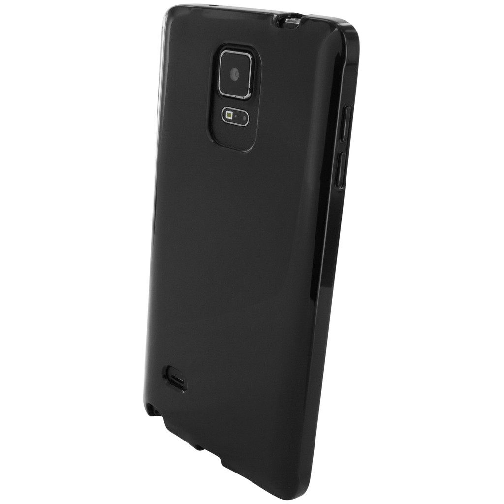 Mobiparts Essential TPU Case Samsung Galaxy Note 4 Black