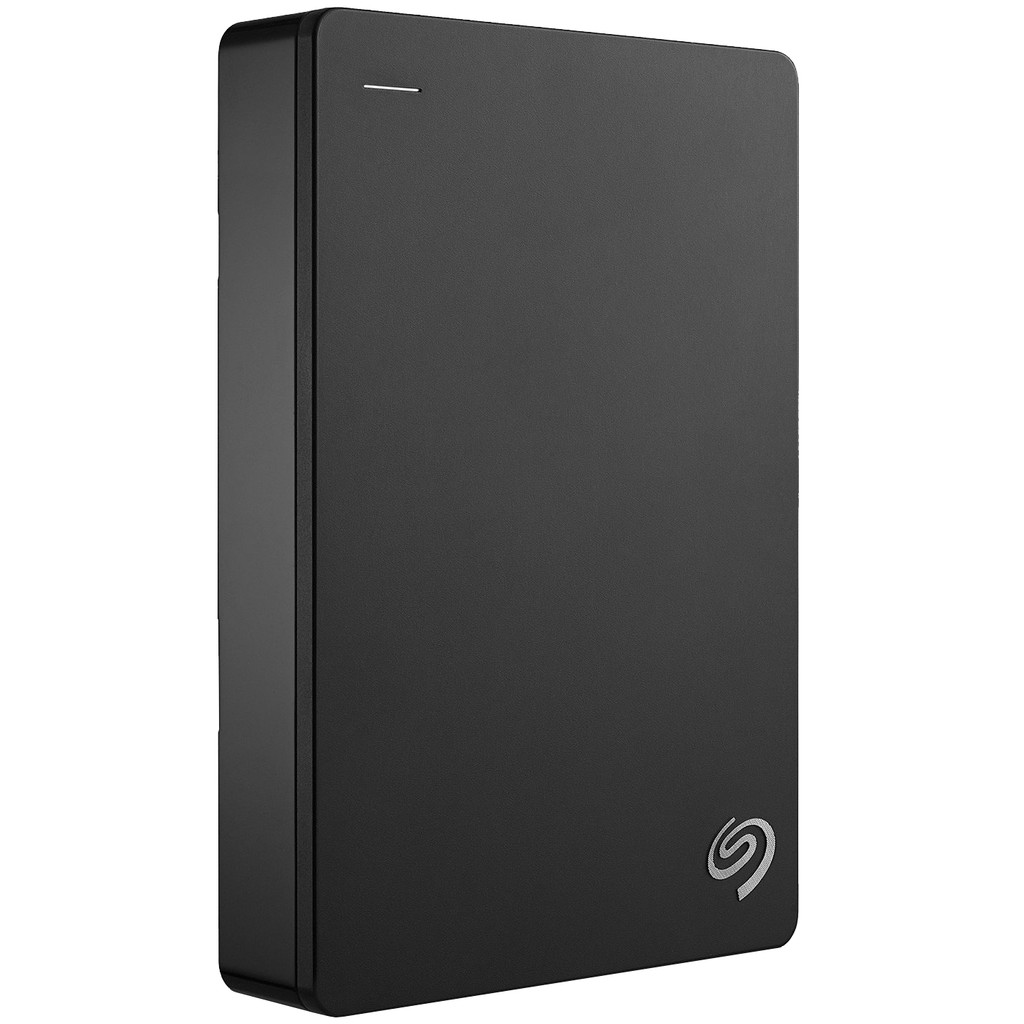 Seagate Backup Plus Portable 5 TB Zwart in Meeden