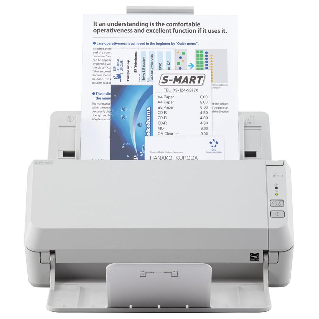 Fujitsu ScanSnap SP-1120 in Assenois