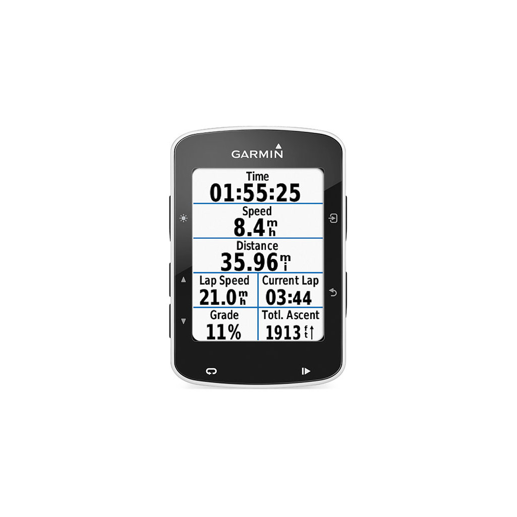 Garmin Edge 520 in Nismes