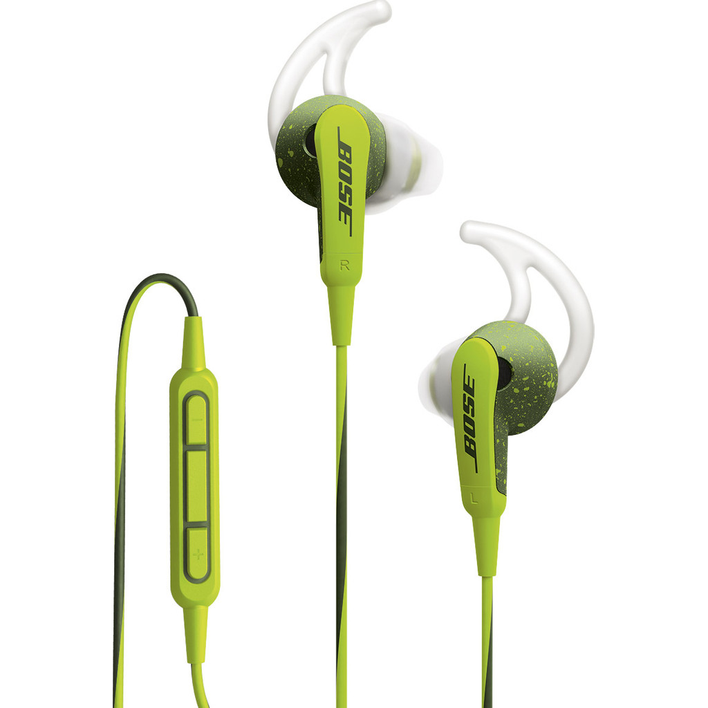 Bose SoundSport In-ear Apple Groen kopen