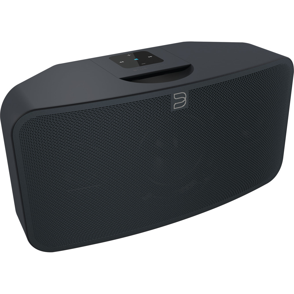 Afbeelding van Bluesound Pulse Mini zwart wifi speaker