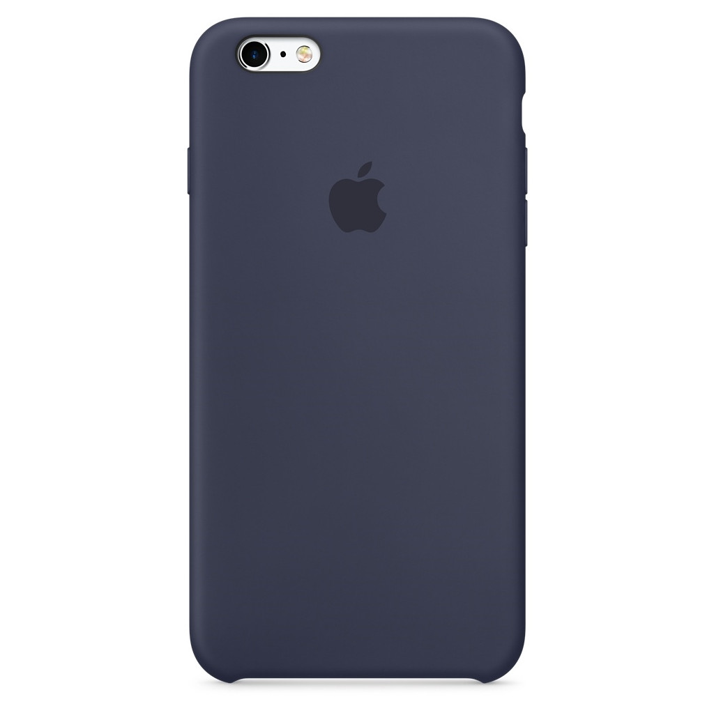 Apple iPhone 6s Plus SiliconeCase MdnBlue (MKXL2ZM-A)