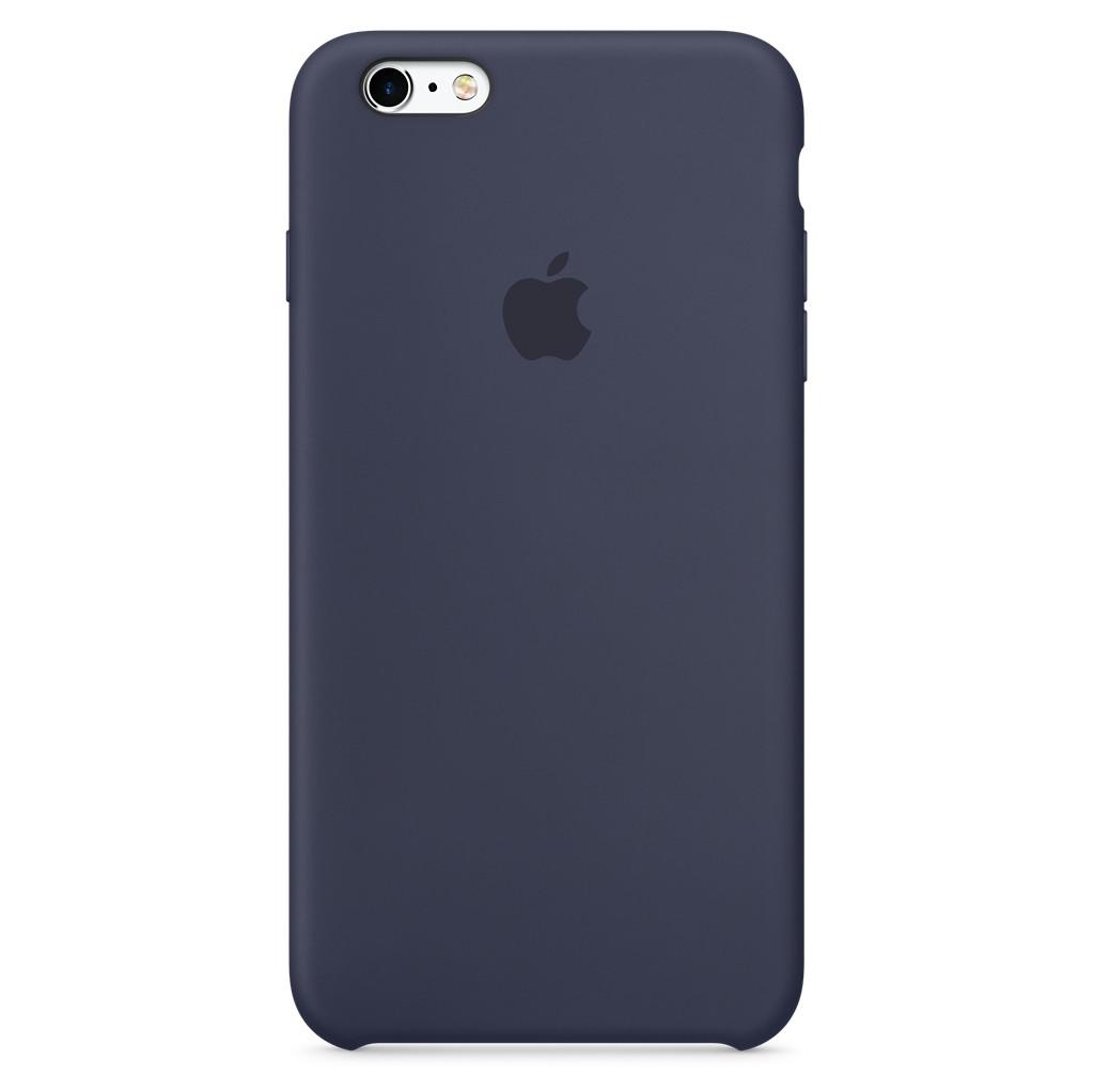 Apple Silikon Case iPhone Case Geschikt voor model (GSM's): Apple iPhone 6S, Apple iPhone 6 Midderna