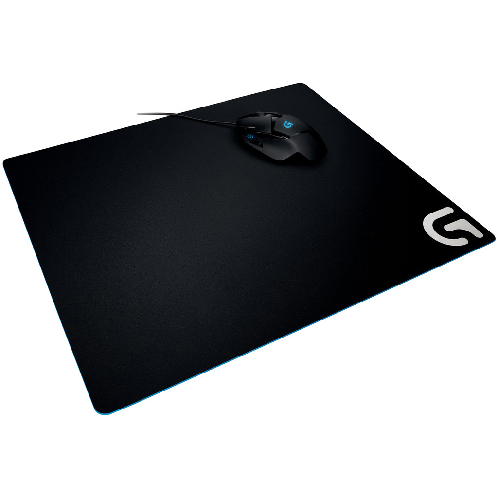 Logitech G640 Gaming Mouse Pad in Aan de Berg
